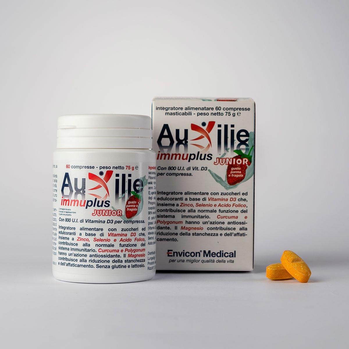 auxilie-junior-compresse-60
